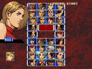 Screenshot Thumbnail / Media File 1 for King of Fighters '99 [U]
